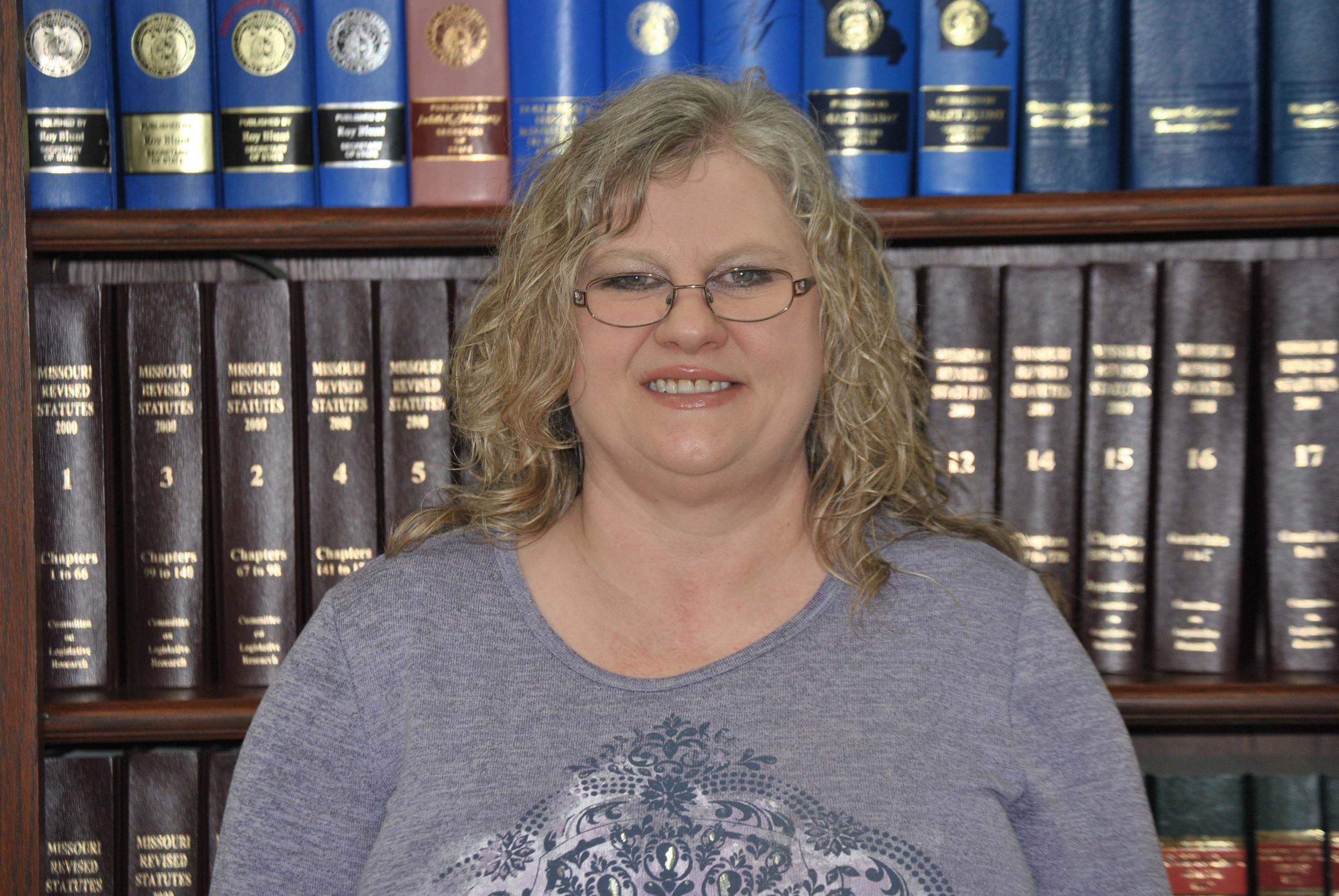 Alicia Bounds - Office Coordinator Public Administrator