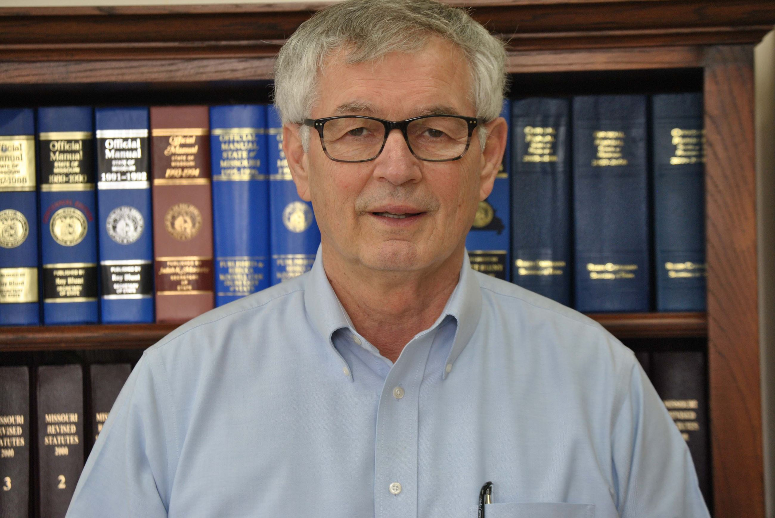 Kent Hampton - County Clerk
